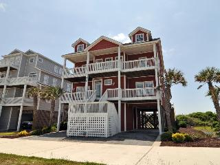 New River Inlet Rd 442 Oceanfront! | Private Pool, Hot Tub, Jacuzzi, Internet, Wedding Friendly Discounts Available- See Description!!, North Topsail Beach