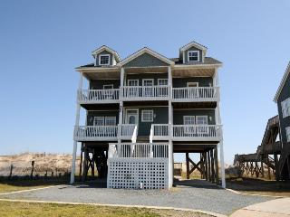 New River Inlet Rd 460 Oceanfront! | Hot Tub, Jacuzzi, Internet, Pet Friendly