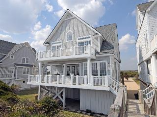 Island Drive 4366 Oceanfront! | Internet, Community Pool, Hot Tub, Jacuzzi, Fireplace, Ping Pong Table, North Topsail Beach
