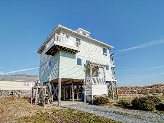 Topsail Road 321 Oceanview! | Cute Beach Cottage only steps away from the beach access, North Topsail Beach