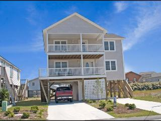 N. New River Drive 1312 Oceanview! | Jacuzzi, Surf City