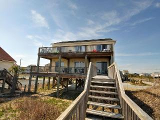 N. Shore Dr. 1120 Oceanfront! | Jacuzzi, Pet Friendly, Internet