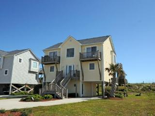 Sunrise Court 726 Oceanfront! | Pet Friendly, Internet, Jacuzzi, Wedding, Surf City