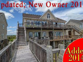 Goldsboro Lane 207 Oceanfront! | Internet, Jacuzzi. Discounts available- See description, North Topsail Beach