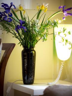 detail- Kartell  design lamp