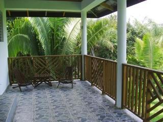 Inn the Bush Eco-Jungle Lodge Belize