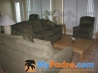 SAIDA I #302: 2 BED 2 BATH, South Padre Island