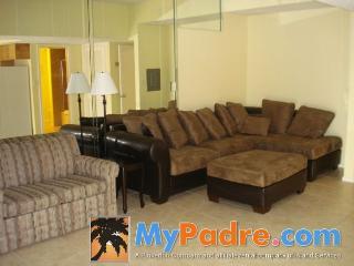 SAIDA III #3004: 1 BED 2 BATH, Isla del Padre Sur