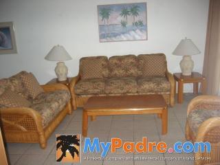 SAIDA III #3111: 3 BED 2 BATH, South Padre Island