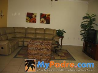 SAN FRANCISCO II #1: 2 BED 2 BATH, Isla del Padre Sur