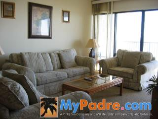 OCEAN VISTA #702: 2 BED 2 BATH, Ilha de South Padre