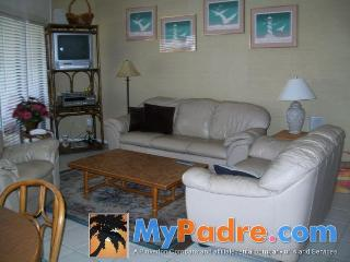 SUNTIDE I #207: 2 BED 2 BATH, South Padre Island