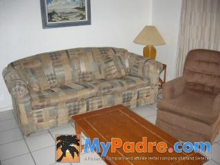 INTERNACIONAL #102: 1 BED 1 BATH, South Padre Island