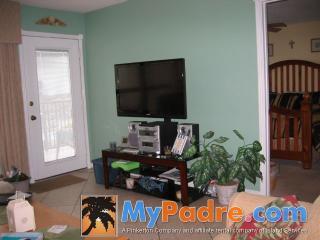 SAIDA I #203: 2 BED 2 BATH, South Padre Island