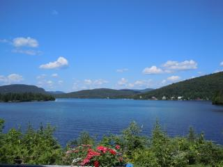 Breathtaking views! Lakefront Laurentian Cottage