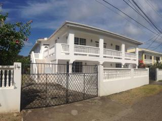 Ground floor - 3 BR, 3 Bath, Private Garden, Gros Islet