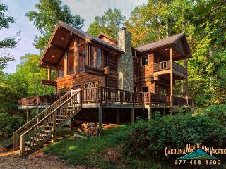 Cabin in the Clouds, Bryson City
