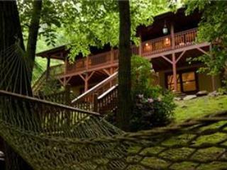 Moose Creek Lodge, Sylva