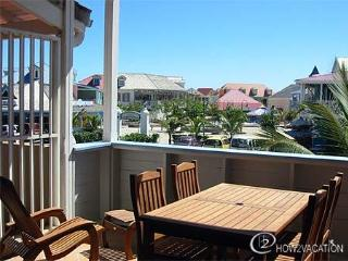 Résidence de la Plage #26...studio apartment located in Orient Bay Village, St. Martin