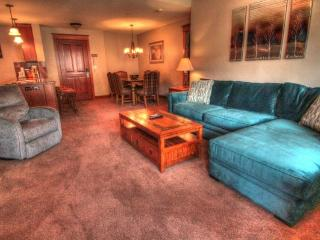 MC309 Mill Club 2BR 2BA - Center Village, Copper Mountain