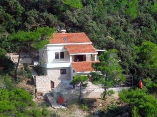 Seafront Robinson house for rent, Korcula
