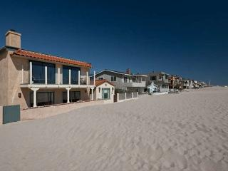 Beautiful oceanfront home on Silverstrand Beach., Oxnard