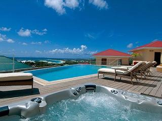 Eden View: 4 Bedroom Villa overlooking Orient Bay Beach | Island Properties, St. Martin/St. Maarten
