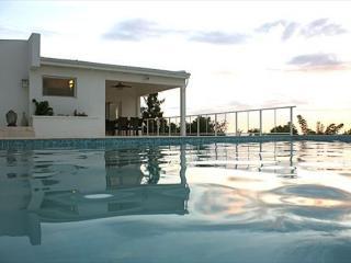 Gorgeous, contemporary 4 bedroom, 4 bath villa overlooking Pelican Key, St. Maarten