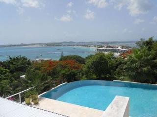 La Di Da: Gorgeous 4 bedroom villa at Pelican Key | Island Properties, St-Martin/St Maarten