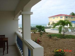 A La Plage - Well appointed one bedroom condominium on Simpson Bay Beach!, St. Maarten