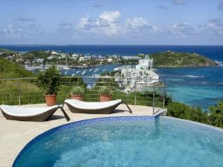 Summerwinds: Spectacular 3 bedr villa with stunning views | Island Properties, St-Martin/St Maarten