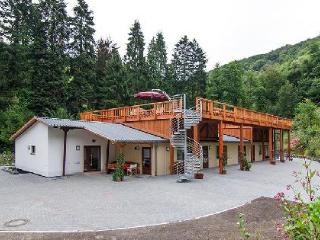 Vacation Apartment in Traben-Trarbach - 1012 sqft, beautiful, relaxing, barrier-free.  (# 3483)