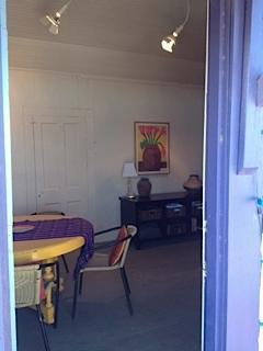 2nd door entrance to 2nd bedroom area