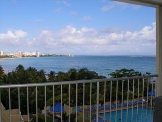 Amazing Ocean Front View Studio, San Juan