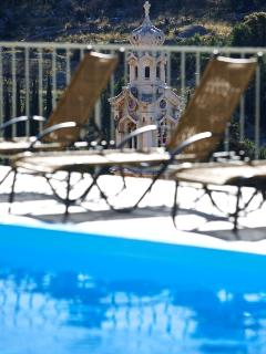 Breathtaking stone villa with pool for rent, Bobovisca, Brac