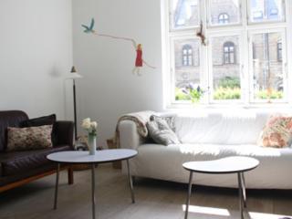 Large Copenhagen apartment at Svanemoellen station, Kopenhagen
