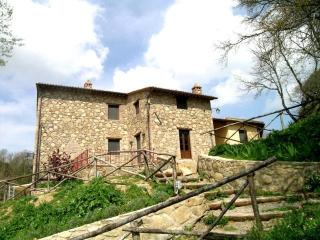 I Casali di Colle S. Paolo-Villa, pool,3 bedrooms.