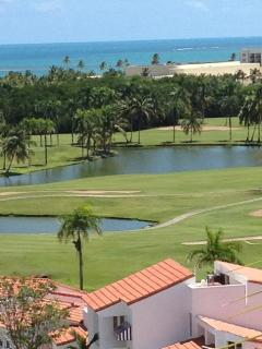 View from Villa/Golf Course
