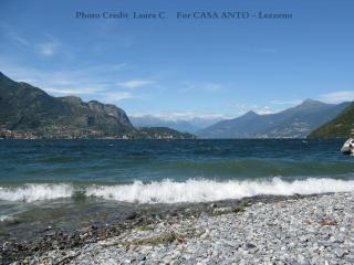 Apartment near beach,10 min from Bellagio,FreeWIFI, Lezzeno