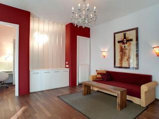 Your calm designer flat near Mariahilferstrasse, Viena