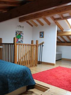 Upstairs en suite bedroom
