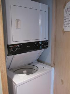 Washer/Dryer in Condo - free use