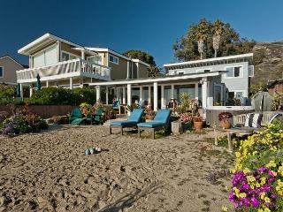 Beach & Garden House B/T Mailbu & Santa Barbara on the water!, Ventura