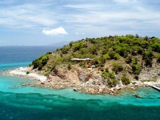 Quart-A-Nancy Point, Cooper Island, BVI