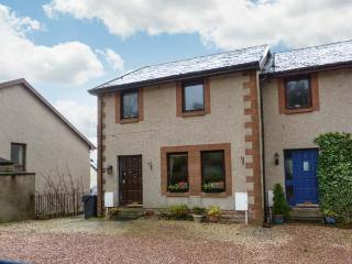 BRAESIDE family friendly, close to village, near to Loch Lomond in Aberfoyle Ref 18172