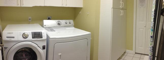 Brand New High Efficiency Washer and Dryer