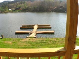 View from your deck. Bring your own boat or rent one at one of the nearby marina's.