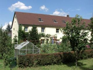 Vacation Apartment in Kodersdorf - surrounded by nature, quiet, central (# 3534)