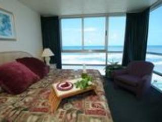 Oceanview Master bedroom