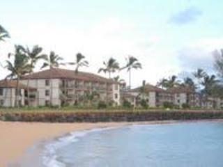 2 Bedroom Condo located in Kapaa on the Beach